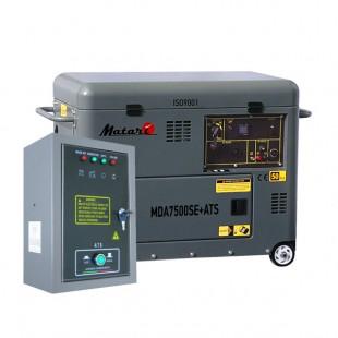 Дизельный генератор Matari MDA 7500SE -ATS
