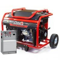 Бензиновый генератор Matari S 8990E + Блок ATS MATARI 1P50/3P25