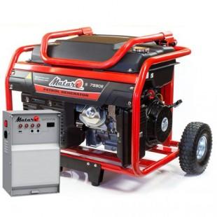 Бензиновый генератор Matari S 9990Е + Блок  ATS MATARI 1P50/3P25