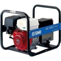 Бензиновый генератор SDMO HX 7500 T-S