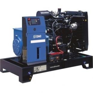 Дизельный генератор SDMO J 77 K Compact