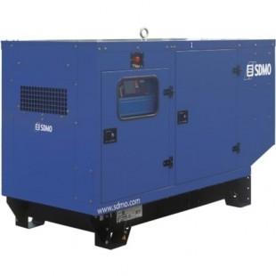 Дизельный генератор SDMO J 88 K Silent