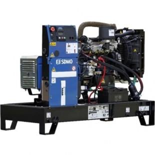 Дизельный генератор SDMO K 12 M Compact