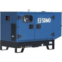 Дизельный генератор SDMO K 12 M Silent