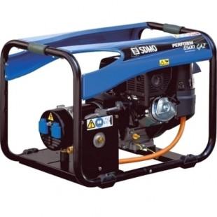 Бензиновый-газовый генератор SDMO Perform 6500 GAZ