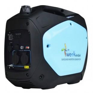 Инверторный бензиновый генератор Weekender GS2200i