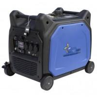 Инверторный бензиновый генератор Weekender X6500ie