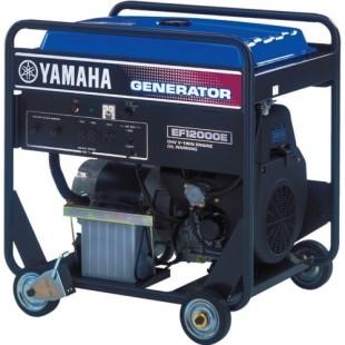 Бензиновый генератор Yamaha EF 12000 E