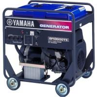 Бензиновый генератор Yamaha EF 13000 TE