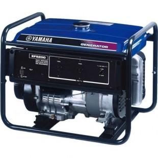 Бензиновый генератор Yamaha EF 5200 EFW