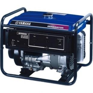 Бензиновый генератор Yamaha EF 5200 FW