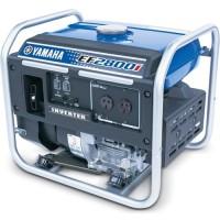 Инверторный бензиновый генератор Yamaha EF 2800 i