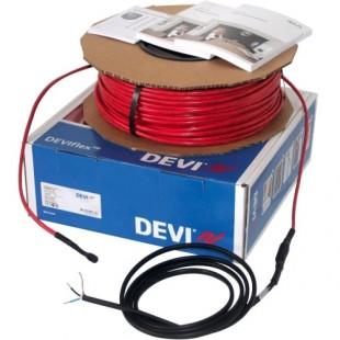 Нагревательный двужильный кабель DEVIflex 18T (DTIP-18) 180 Вт