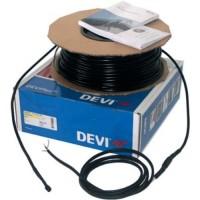 Нагревательный двужильный кабель DEVIsafe 20T (DTCE-20) 2690 Вт