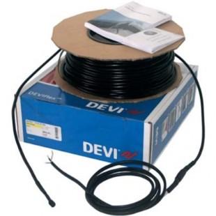 Нагревательный двужильный кабель DEVIsafe 20T (DTCE-20) 125 Вт