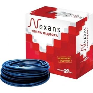Нагревательный двужильный кабель Nexans TXLP/2R 17 (1000 Вт)