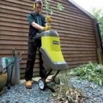 Выбор измельчителя садового мусора, дров и корма