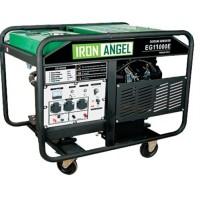 Бензиновый электрогенератор IRON ANGEL EG 11000 EA3