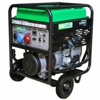Бензиновый электрогенератор IRON ANGEL EG 12000 EA3