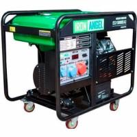 Бензиновый электрогенератор IRON ANGEL EG 15000 EA3