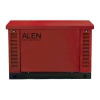 Бензиновый генератор ALEN HSER 7000-1