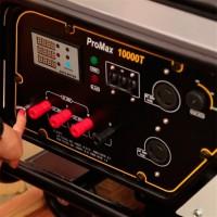 Бензиновый генератор BRIGGS & STRATTON PROMAX 10000T