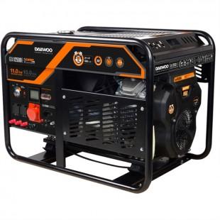 Бензиновый генератор Daewoo GDA 12500E-3 (Трехфазный)