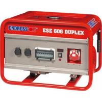 Бензиновый генератор ENDRESS ESE 606 DSG-GT ES DUPLEX