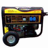 Бензиновый генератор FORTE FG 6500E