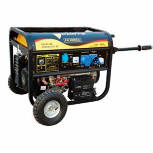 Бензиновый генератор FORTE FG 8000 EA