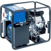 Бензиновый генератор GEKO 13001ED-S SEBA BLC