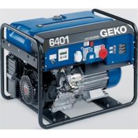 Бензиновый генератор GEKO 6401ED-AA HEBA BLC