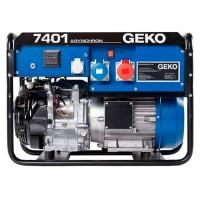 Бензиновый генератор GEKO 7401ED-AA HEBA BLC