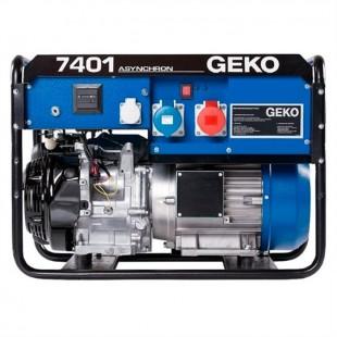 Бензиновый генератор GEKO 7401ED-AA HEBA