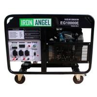 Бензиновый генератор IRON ANGEL EG 10000 E