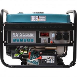Бензиновый генератор Konner&Sohnen KS 3000E