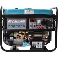 Бензиновый генератор Konner&Sohnen KS 7000E ATS