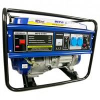 Бензиновый генератор WERK WPG 6500