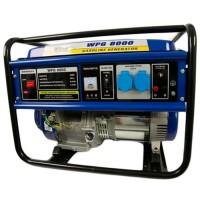 Бензиновый генератор WERK WPG 8000