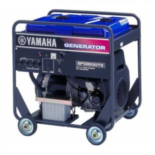 Бензиновый генератор Yamaha EF13000TE