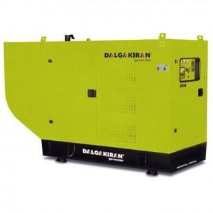 Дизельный генератор Dalgakiran DJ750DD