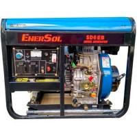 Дизельный генератор EnerSol SD-6E(B)
