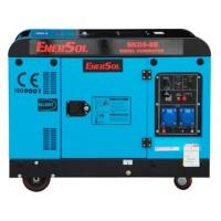 Дизельный генератор EnerSol SKDS-8E