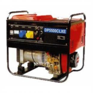 Дизельный генератор GLENDALE DP4000CLXE