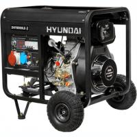 Дизельный генератор Hyundai DHY 8000LE3