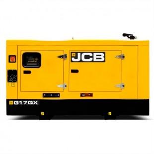 Дизельный генератор JCB G17QX