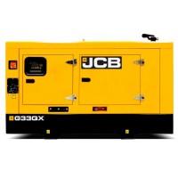 Дизельный генератор JCB G33QX