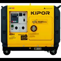 Дизельный генератор KIPOR KDE7500STA