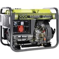 Дизельный генератор Konner&Sohnen BASIC KS 8000DE-3