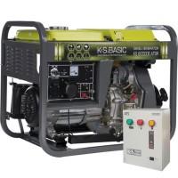 Дизельный генератор Konner&Sohnen BASIC KS 8000DE ATSR с автоматикой